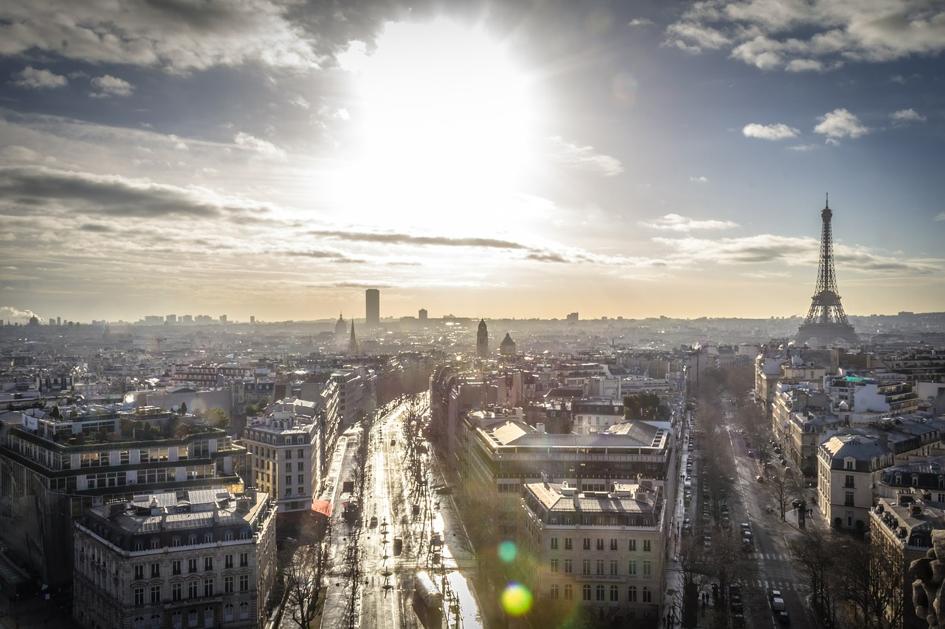 Paris veut interdire les voitures dans le centre ville un dimanche par mois